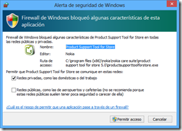 fig 7 - firewall de windows