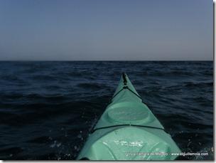 saltando las olas...