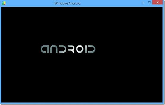 Android iniciando