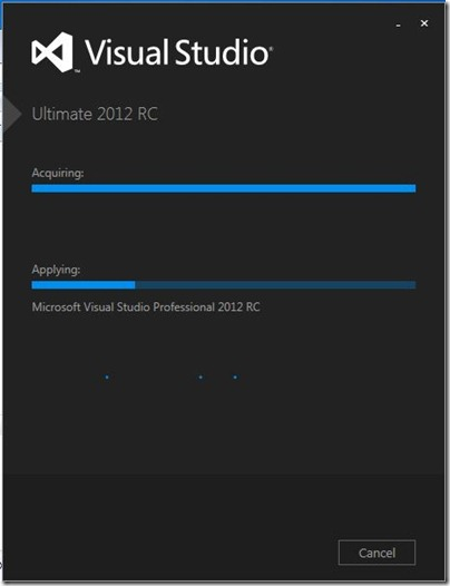 vs2012 ultimate instalando vs2012 profesional