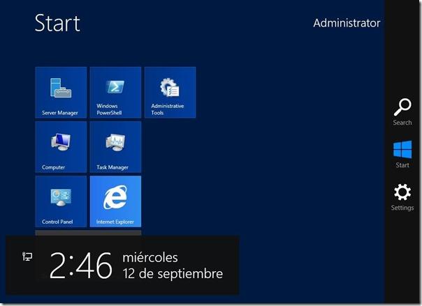 Windows Server 2012 Standard Star 2p