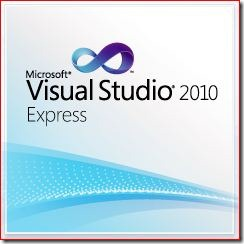 visual studio 2010 Express logo