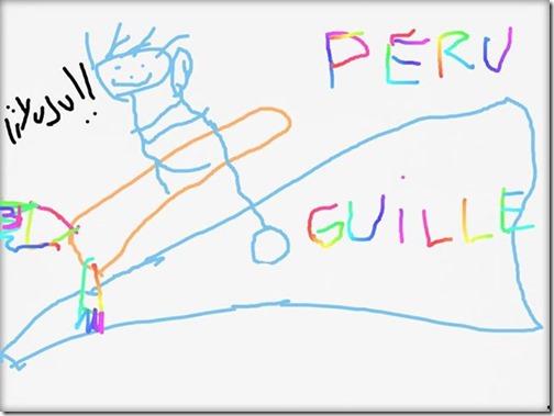 el guille urriendo olas por Peru