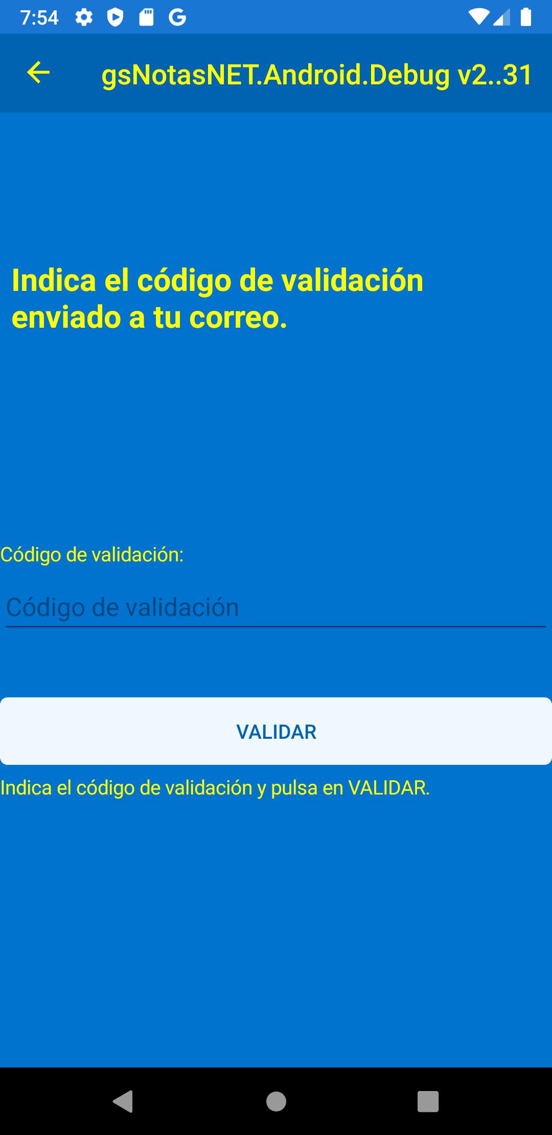 v2.31-Validar