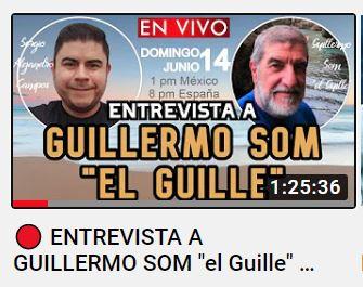 Entrevista a Guillermo Som el guille